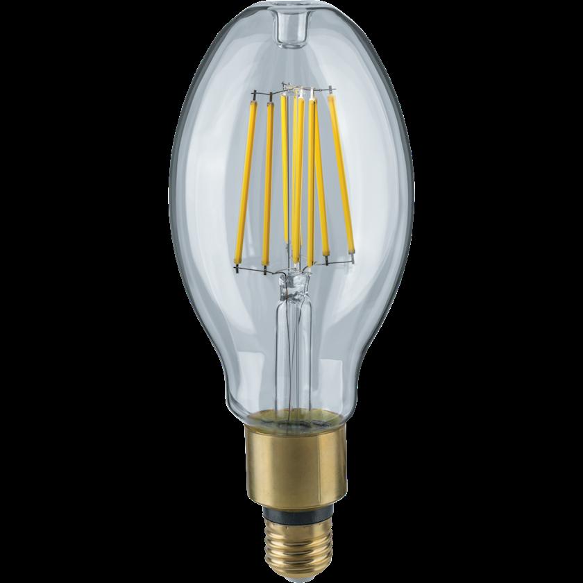 LED lampa Navigator NLL, E27, ellips, 18Vt, 4000K