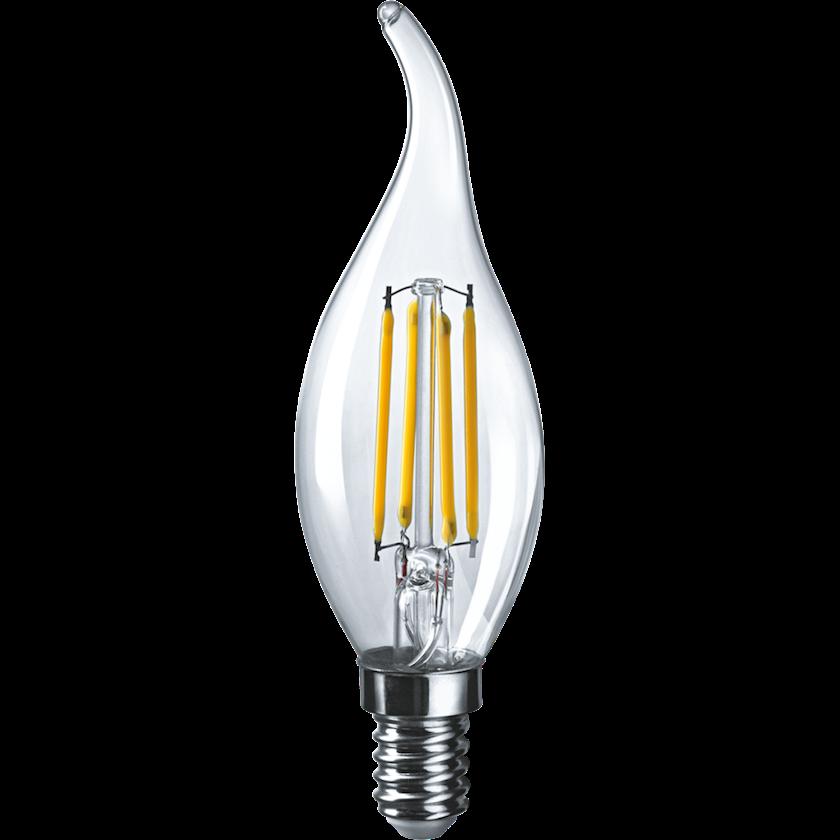 LED lampa Navigator NLL, E14, küləkdə şam, 6Vt, 4000K