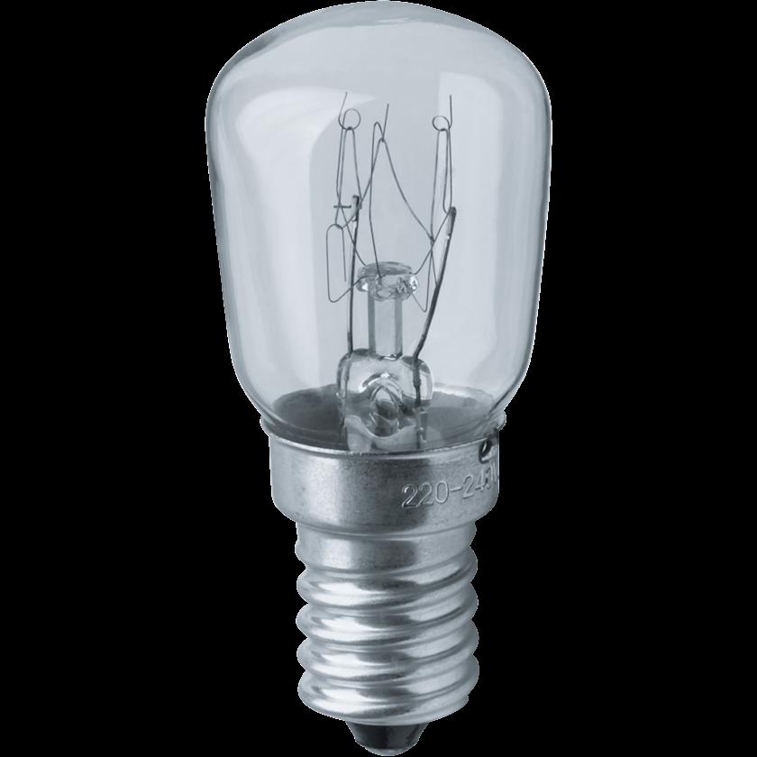 Borusayaq kolbalı közərmə lampası Navigator NLL, E14, 25Vt