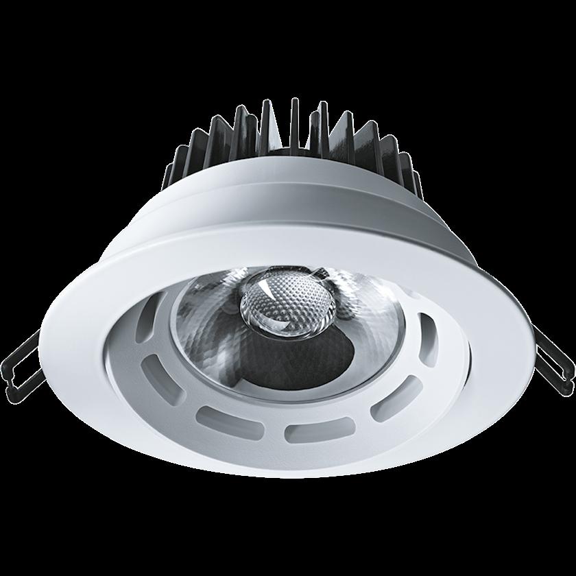 Quraşdırılan LED çıraq Navigator NDL-PR2, 14Vt