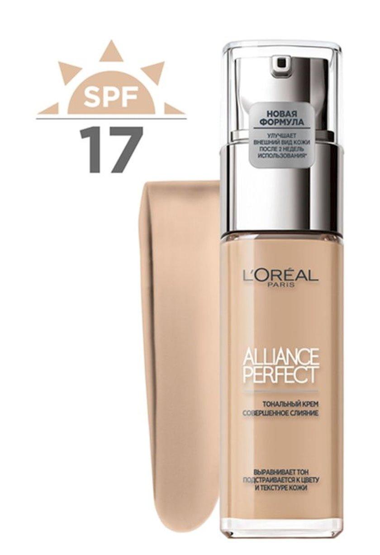 Tonal krem L'Oréal Paris Alliance perfect ton 2.N Vanilla 30 ml