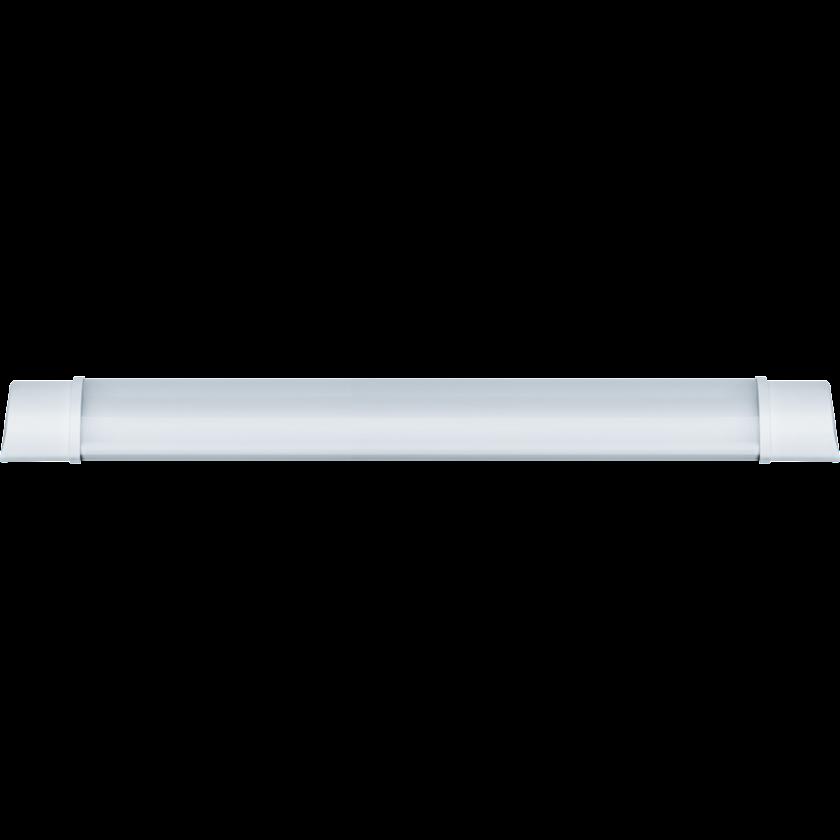 LED çıraq Navigator DPO-03-18-4K-IP20-LED, 18Vt, ağ rəng, ölçü 600x75x24mm