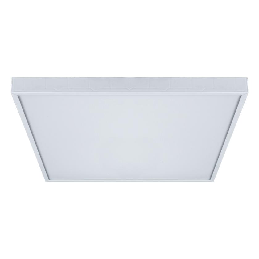 Quraşdırılan LED panel Navigator NLP-OS2-36-6.5K (R), 36Vt, ağ rəng, ölçü 595x595x45mm