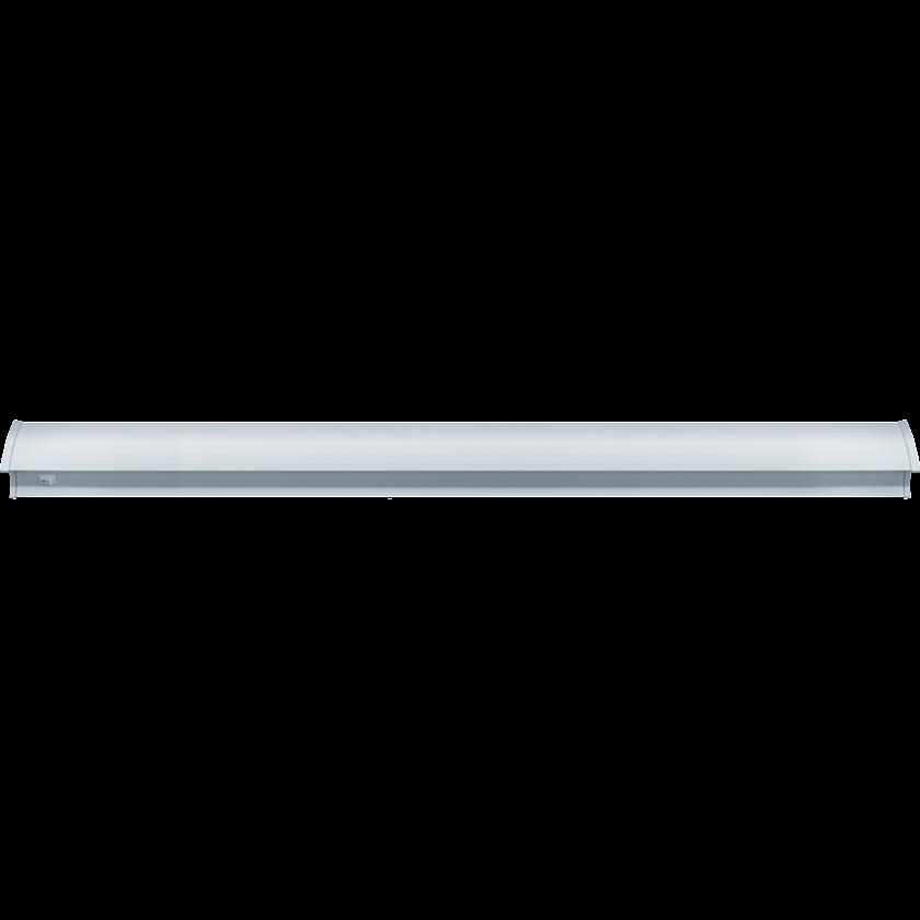 LED çıraq Navigator NEL-R1-15-4K-LED-NC, 15Vt, ağ rəng, ölçü 582x49x51mm