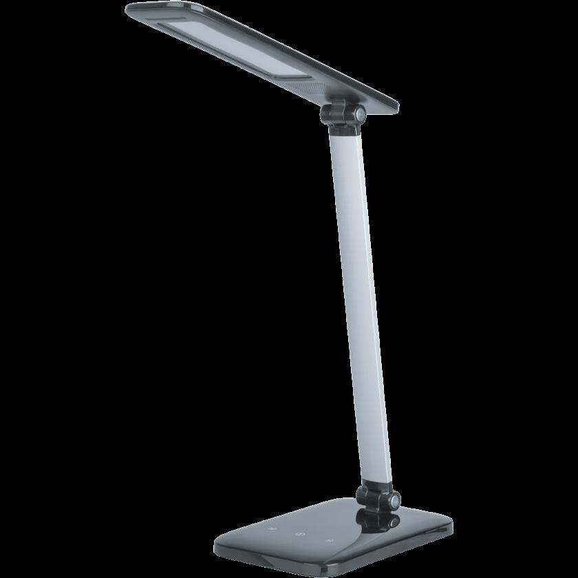 Masaüstü LED çıraq Navigator NDF-D012, 8Vt, 120x180x415mm, qara rəng