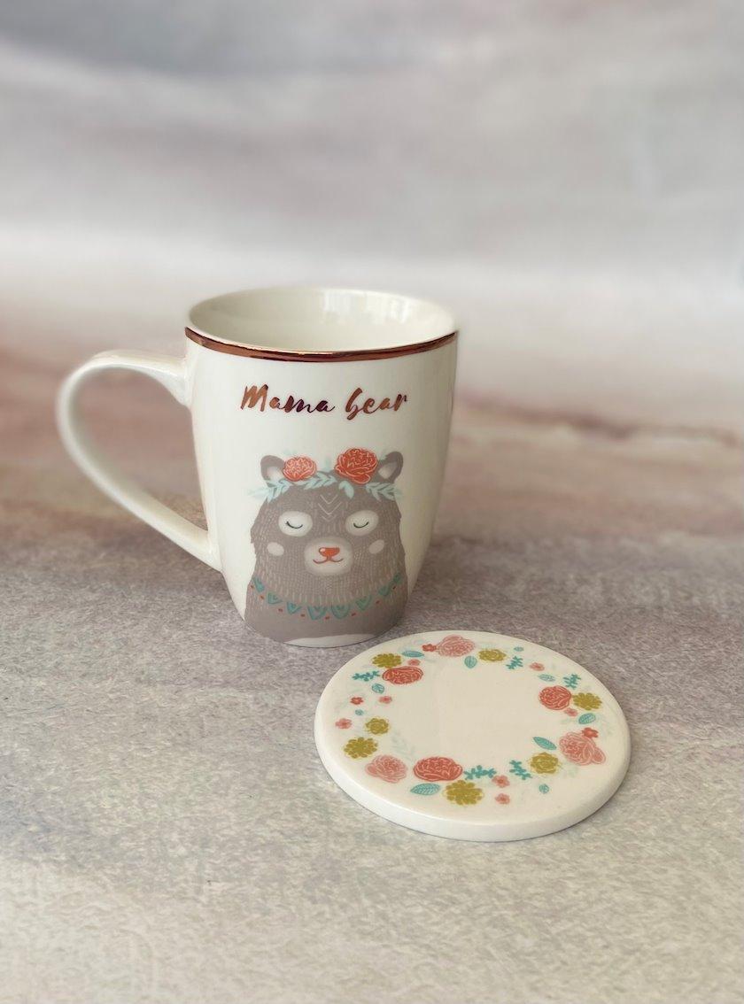 Fincan «Mama bear»
