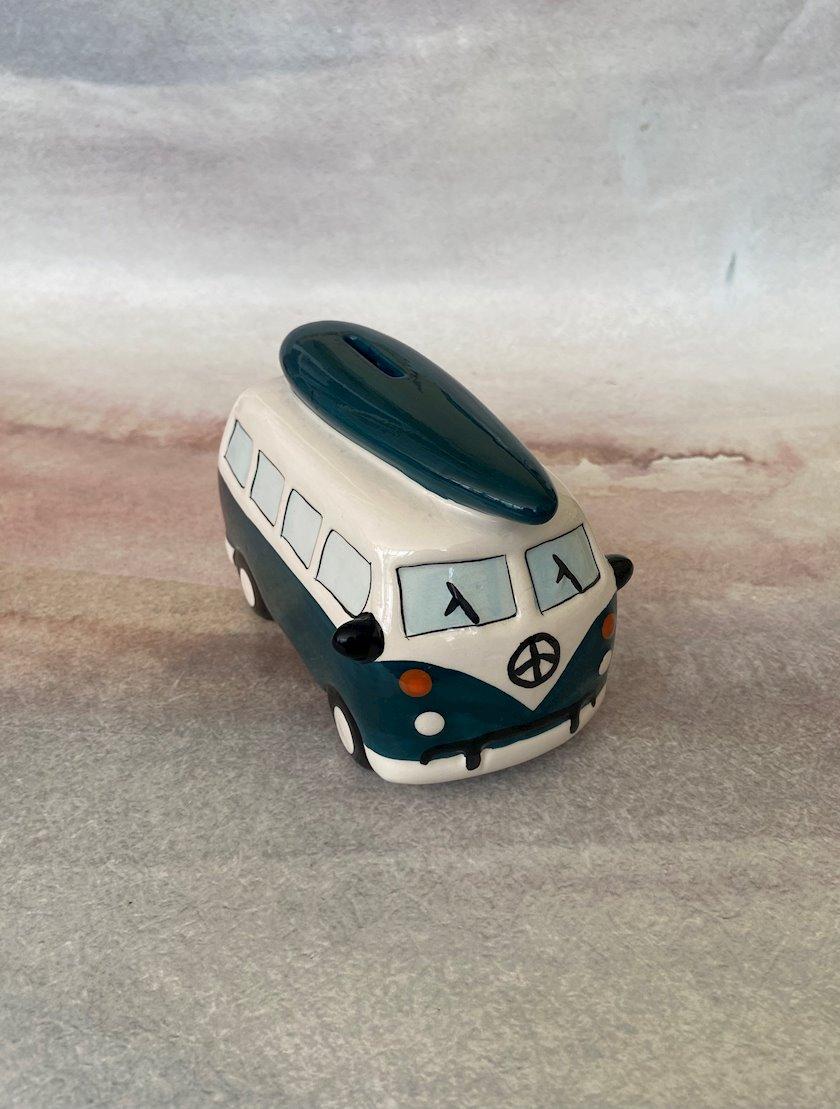 Pul daxılı «Автобус» морской-синий