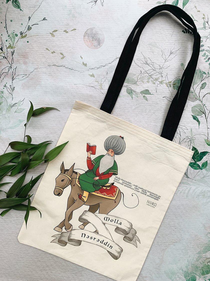 Eko çanta «Molla Nəsrəddin»