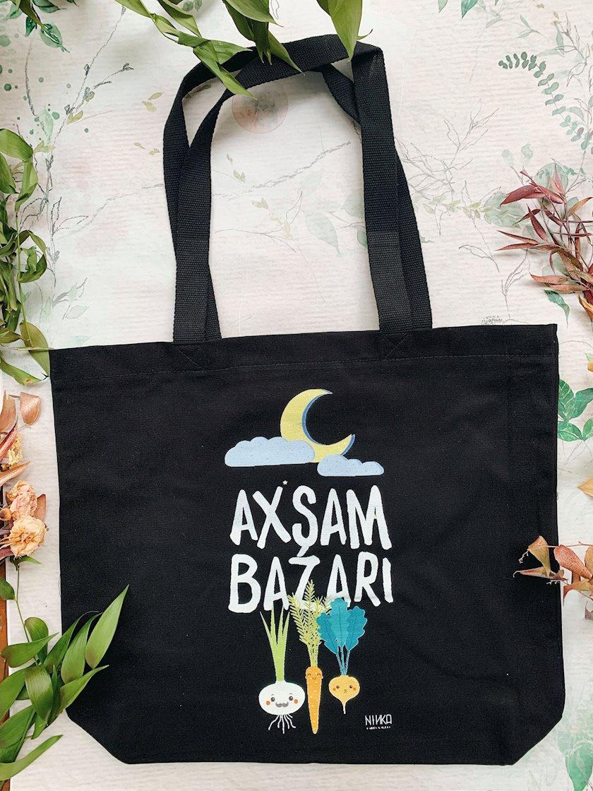Eko çanta «Axşam Bazarı»