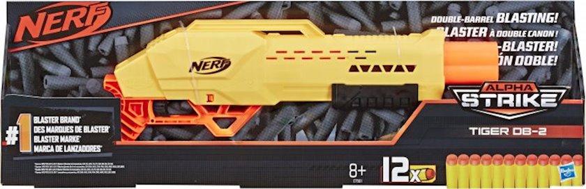 Blaster Hasbro Nerf Alpha Strike Nerf Tiger DB 2