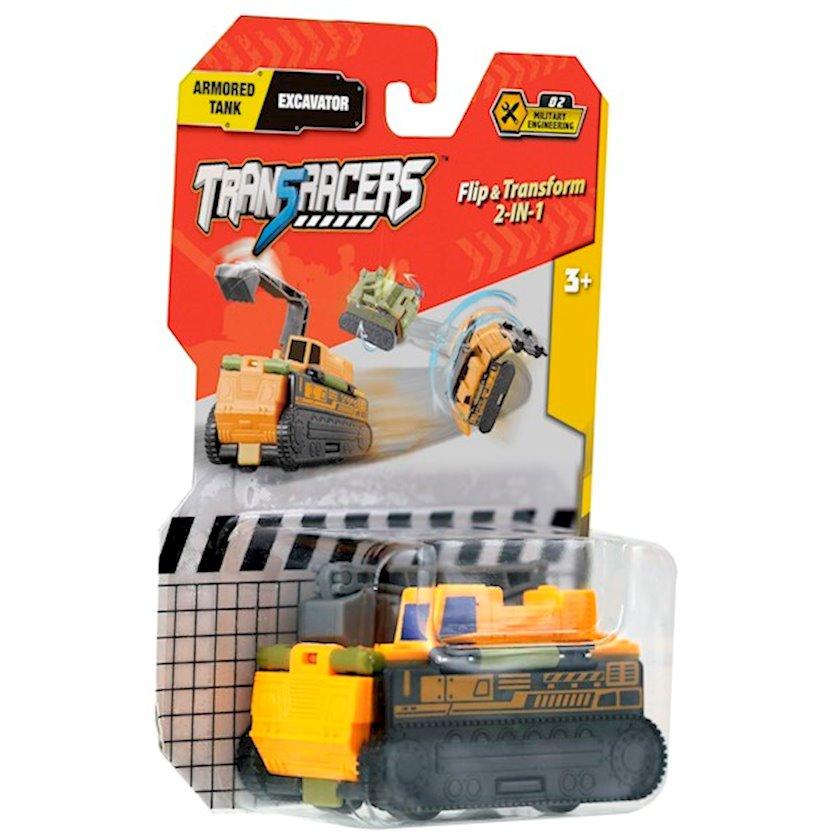 Maşın-transformer TransRacers 2-in-1 Flip Vehicle. Tank