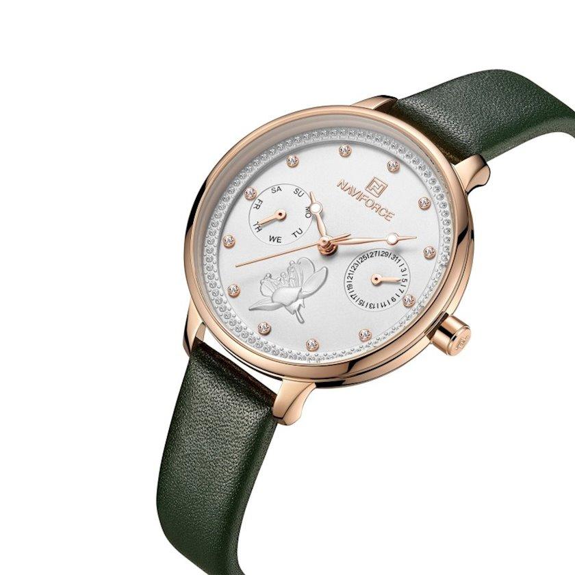 Qol saatı Naviforce NF5003 RG/W/GN