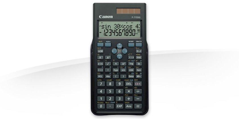 Kalkulyator Canon F-715SG BK