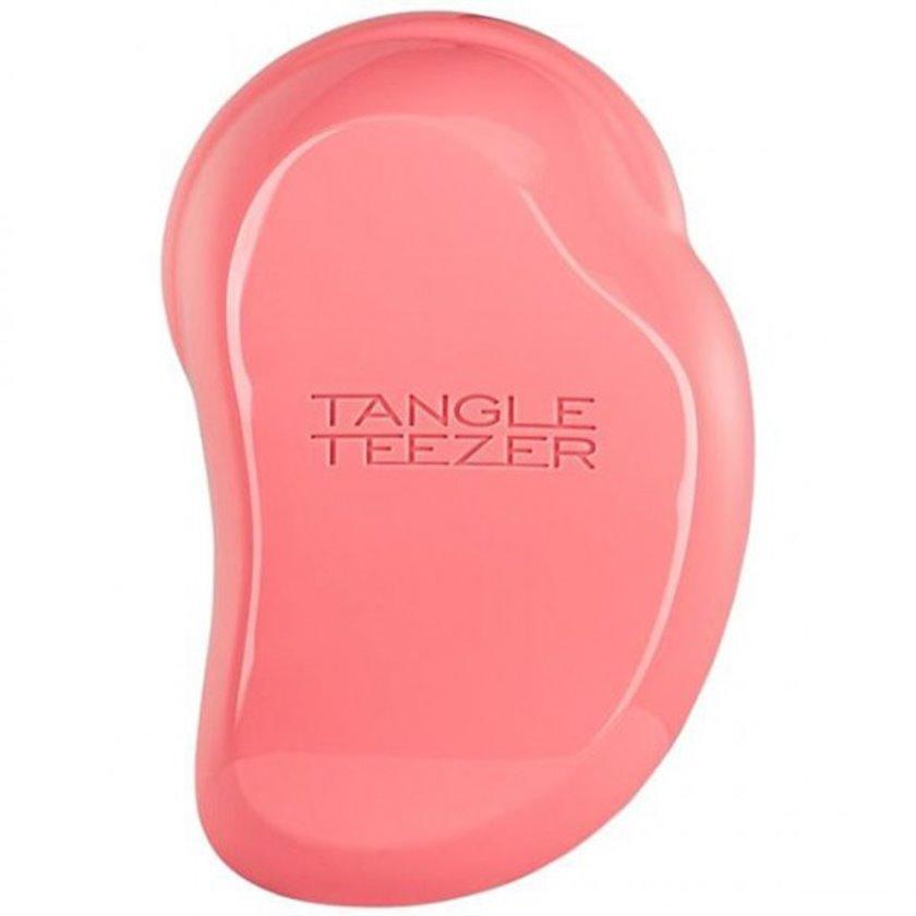 Saç fırçası Tangle Teezer The Original Coral Glory Yığcam