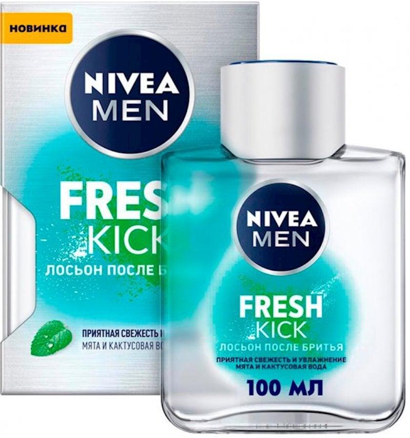 Təraş sonrası losyon Nivea Men Fresh Kick, 100 ml