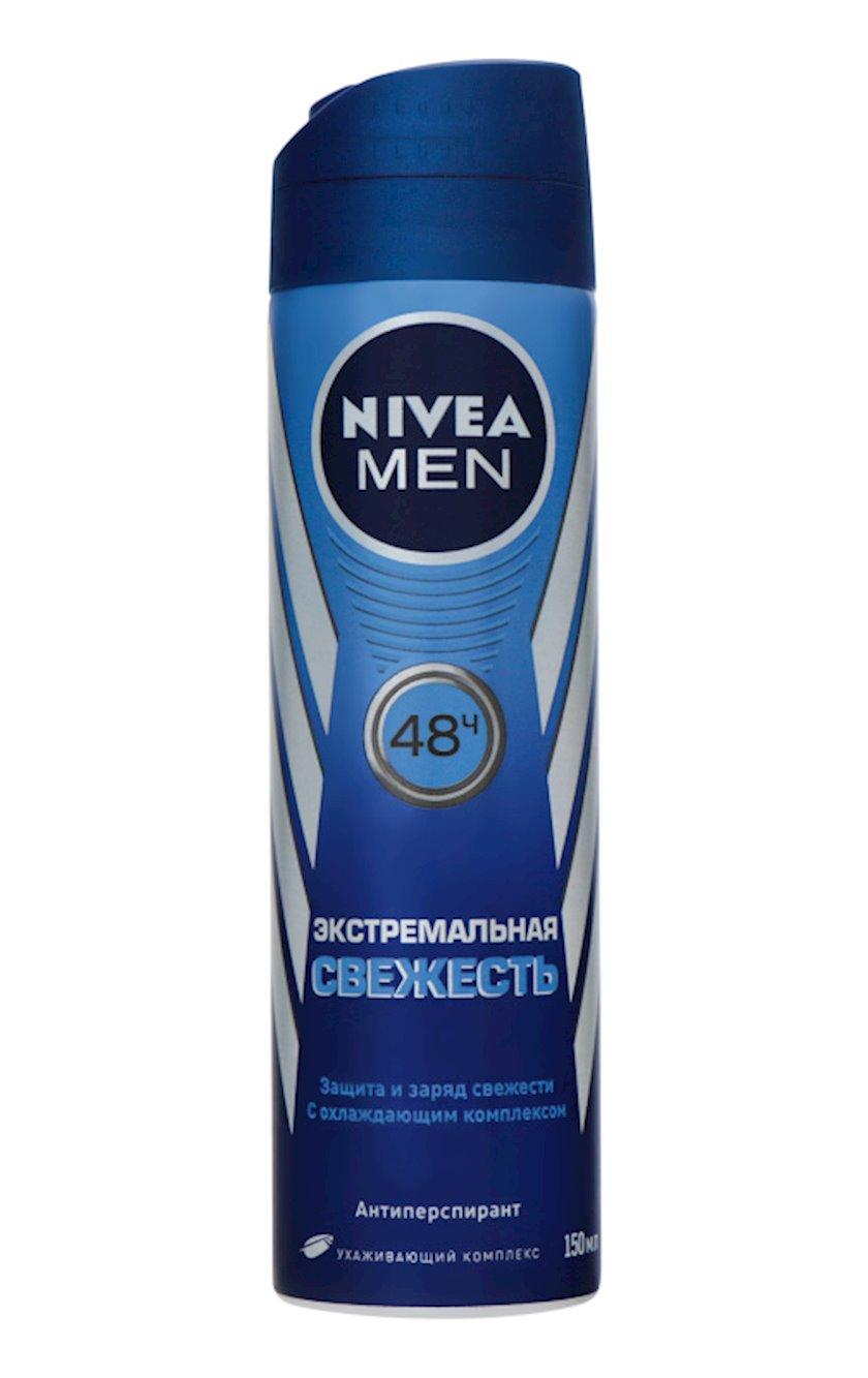 Dezodorant-antiperspirant Nivea Men Ekstremal təravət
