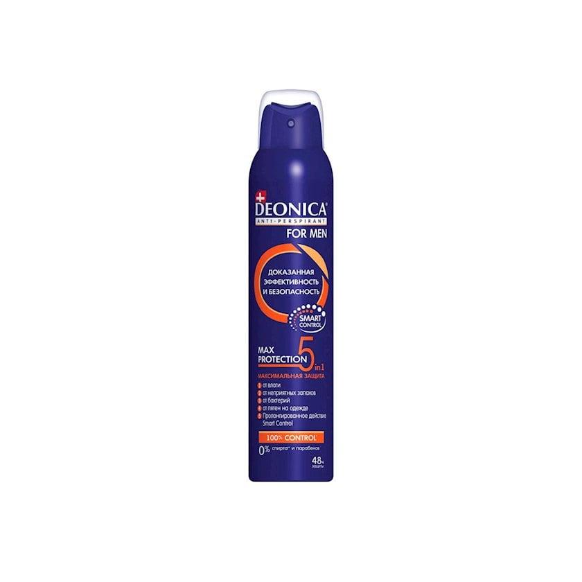 Dezodorant-antiperspirant Deonica For Men Max Protection