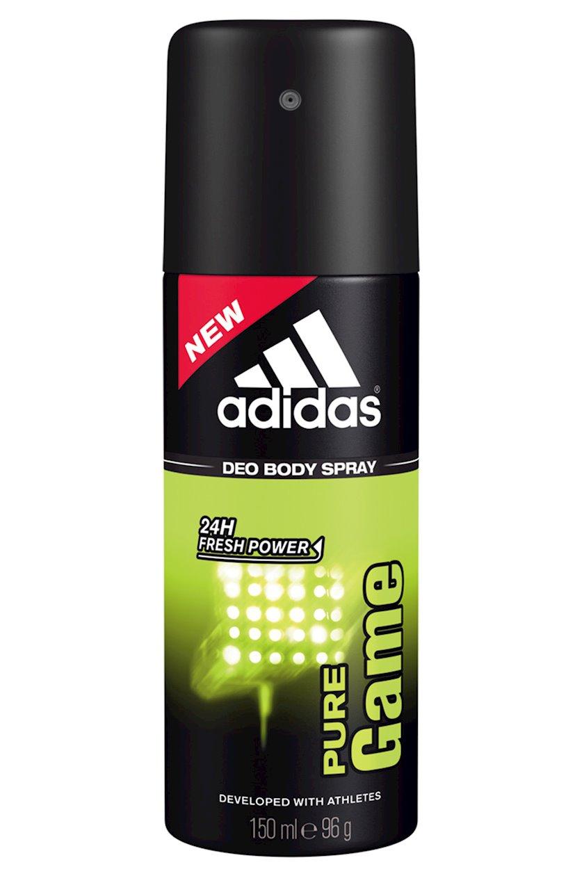 Dezodorant Adidas Pure Game kişilər üçün, 150 ml