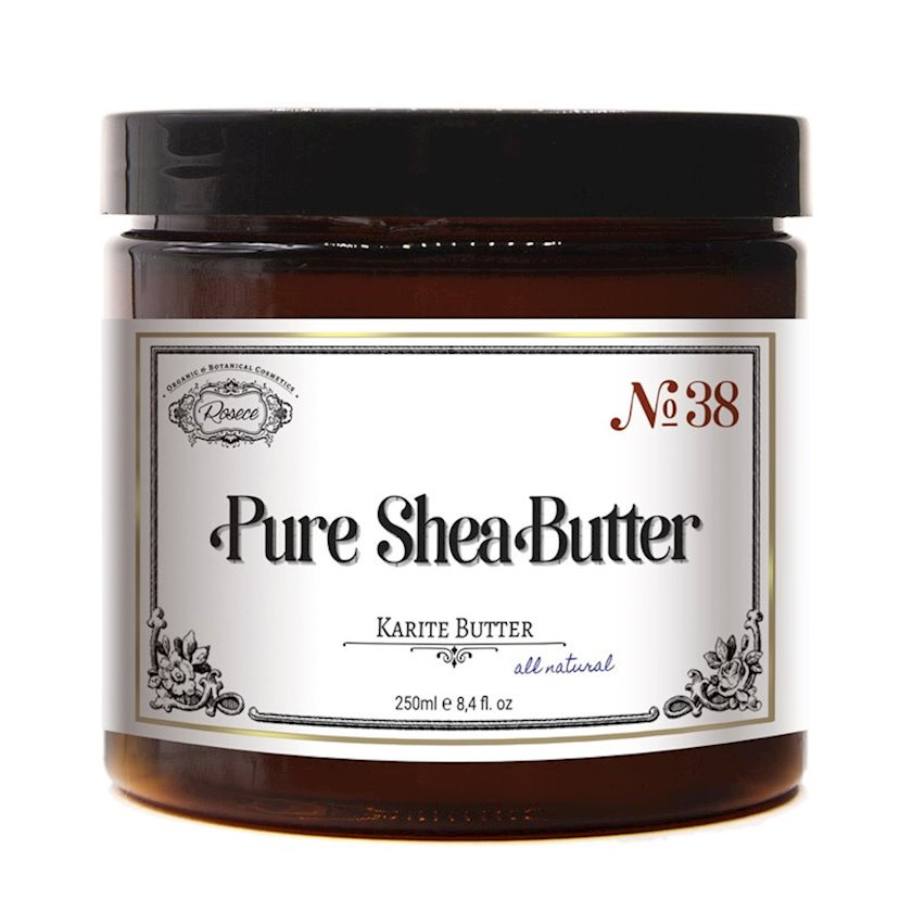 Yağ Rosece Pure Shea Butter 250 ml
