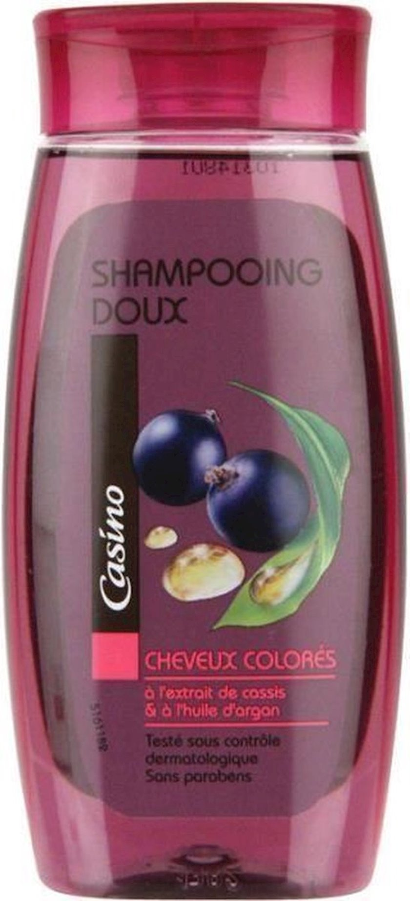 Şampun Casino  Colored Hair Gentle 250 ml