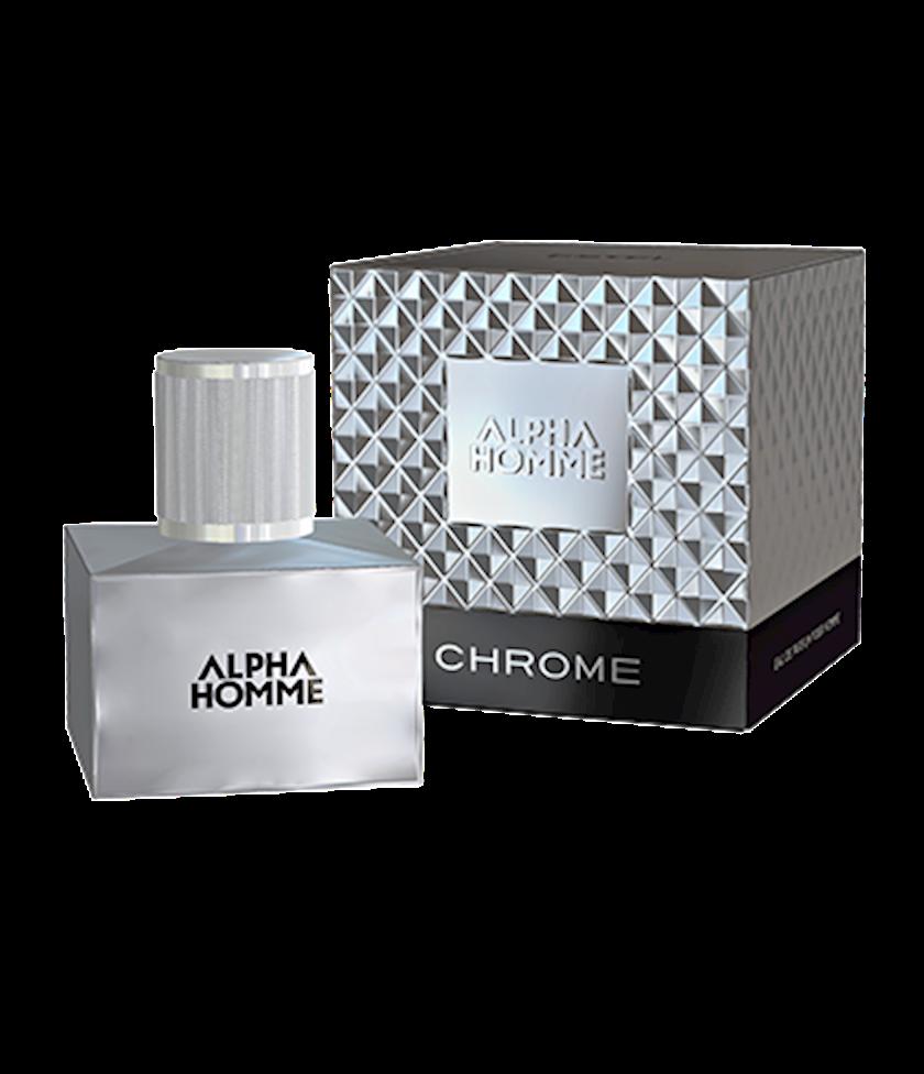 Ətir suyu Estel Alpha Homme Chrome Pour Homme 50 ml