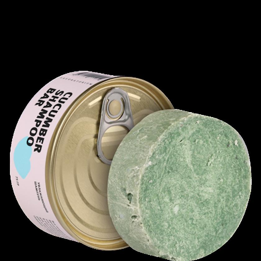 Bərk şampun Laboratorium Cucumber Shampoo bar