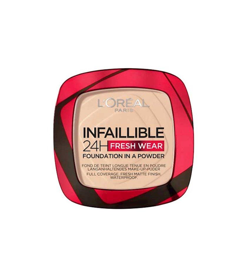 Kompakt krem-kirşan L'Oreal Paris Infaillible 20,9 q