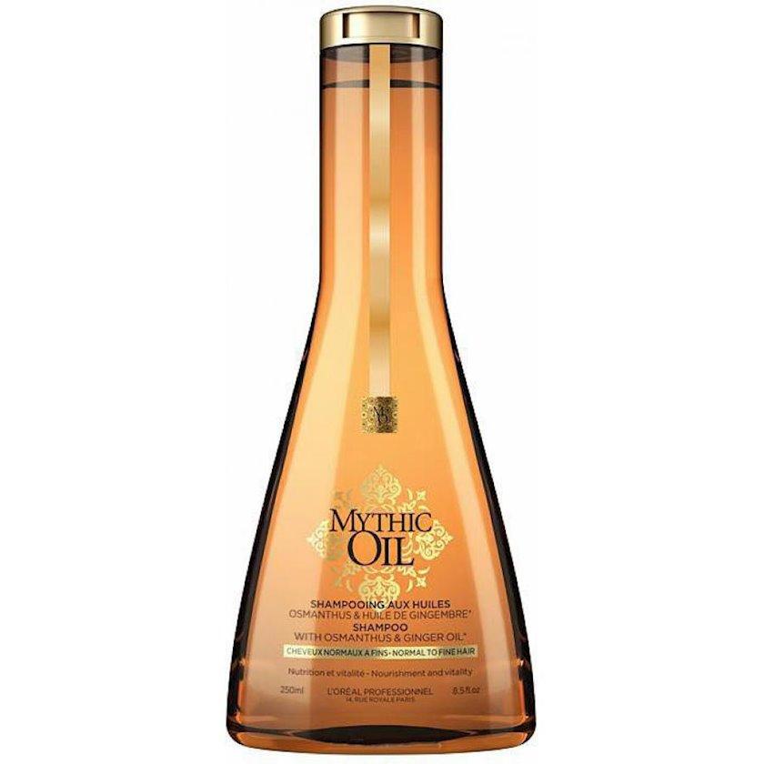 Şampun L'Oréal Paris Mythic Oil nazik saçlar üçün,250 ml