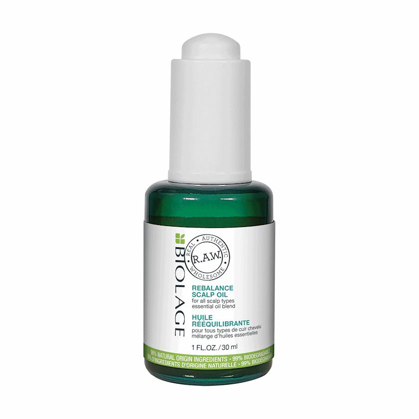Yağ Matrix Biolage R.A.W. Scalp Rebalance Scalp Oil baş dərisinin balansını bərpa etmək üçün,30 ml