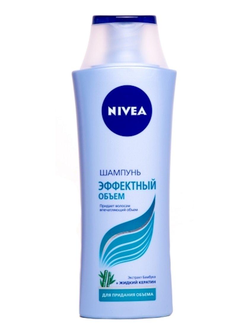 Şampun Nivea  bambukun cövhəriylə ilə həcmi məhrum edilmiş saçlar üçün qayğı 250 ml