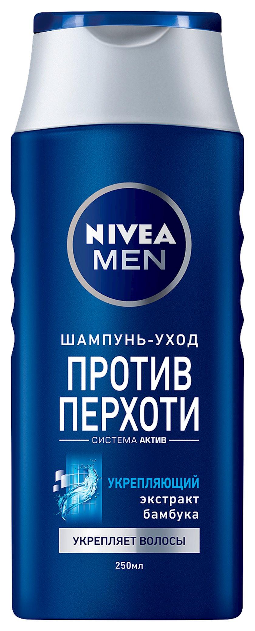 Şampun Nivea Men  bambukun cövhəriylə kəpəyə qarşı bərkidən 250 ml