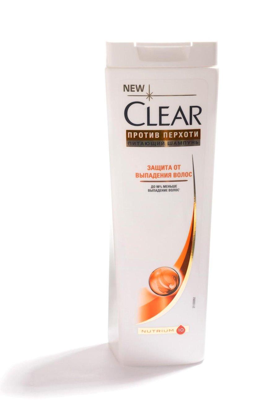 Şampun lupaya qarşı TM Clear vita ABE -saçların düşməsindən müdafiə və kəpəyə qarşı 200 ml