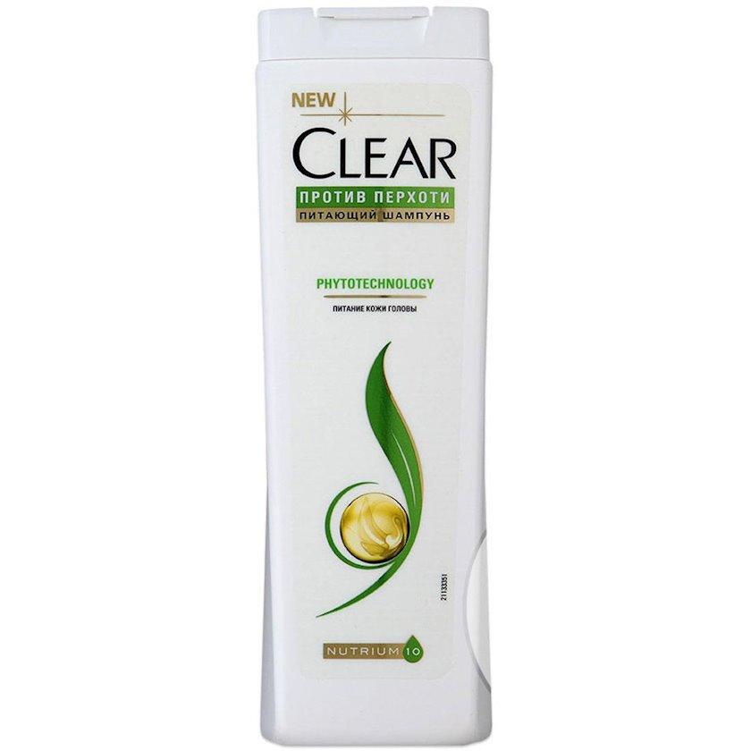Kəpəyə qarşı şampun Clear vita ABE Phytotechology   400 ml