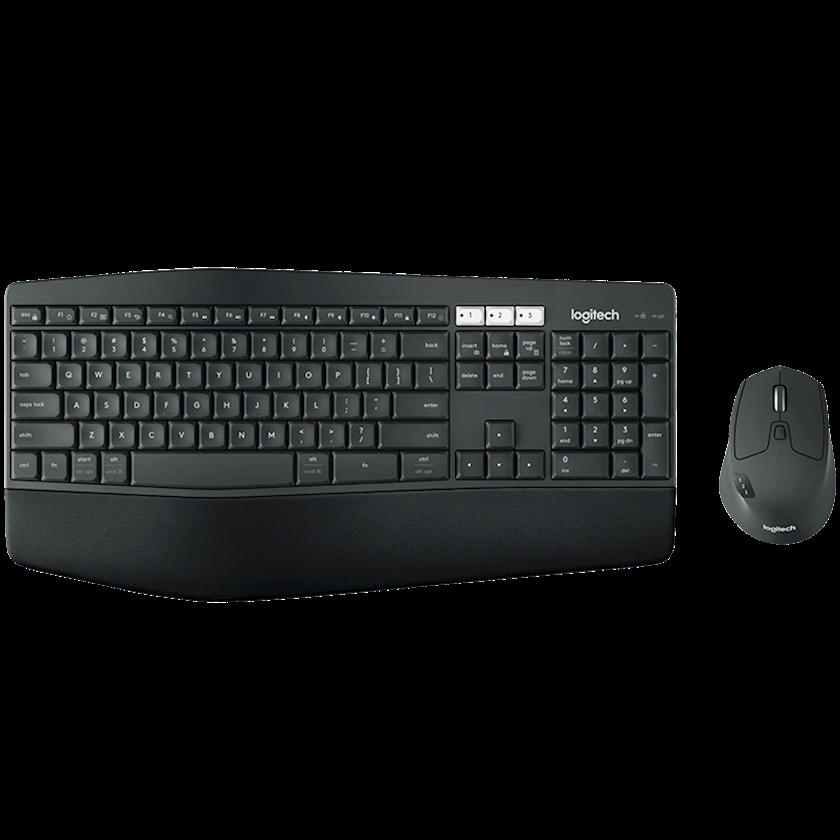 Komplekt klaviatura və siçan Logitech MK850 Wireless Cоmbo Black