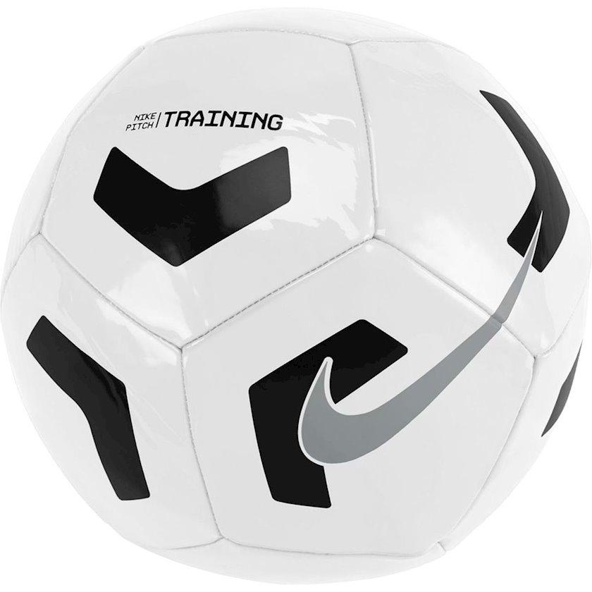 Futbol topu Nike Pitch Training - Sp21,Ağ/Qara,Ölçü 5