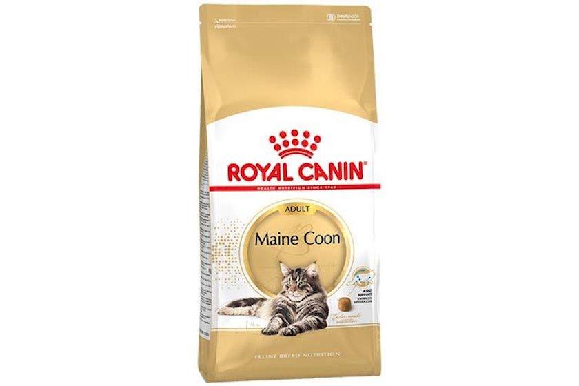 Quru yem Royal Canin Maine Coon Adult, 2 kq (1 paketin qiyməti)