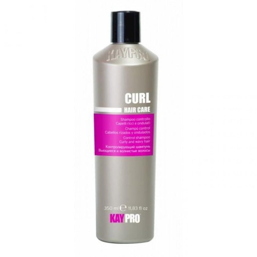 Şampun KayPro Curl HairCare qıvrım saçlar üçün 350 ml