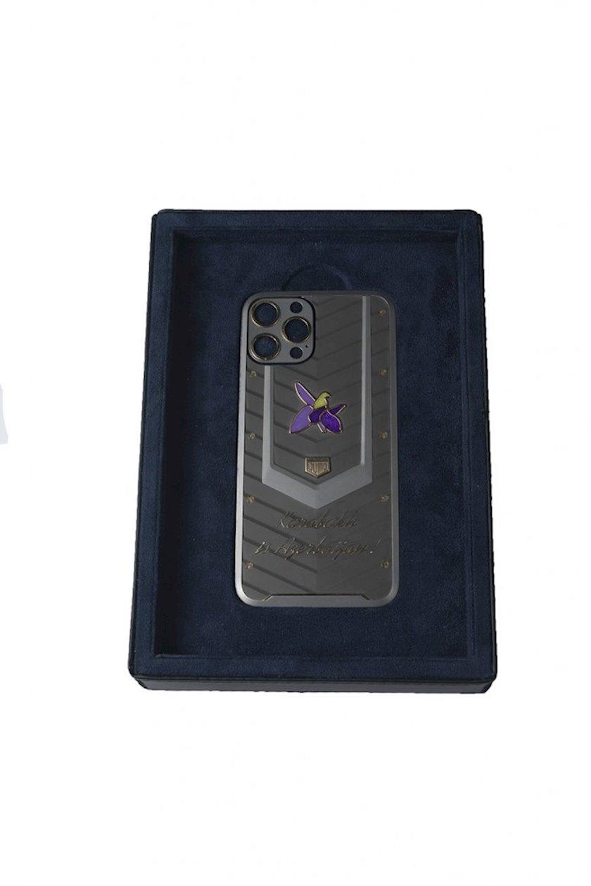 Çexol Jumo Titan Sticker Apple Iphone 12 Pro Max üçün Khari-Bulbul