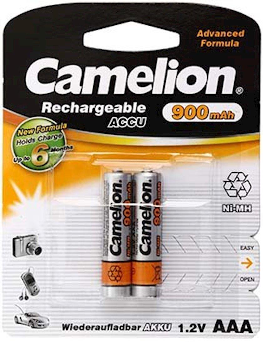 Batareya Camelion Rechargeable Accu, AAA, 1.2V, 900 mAh