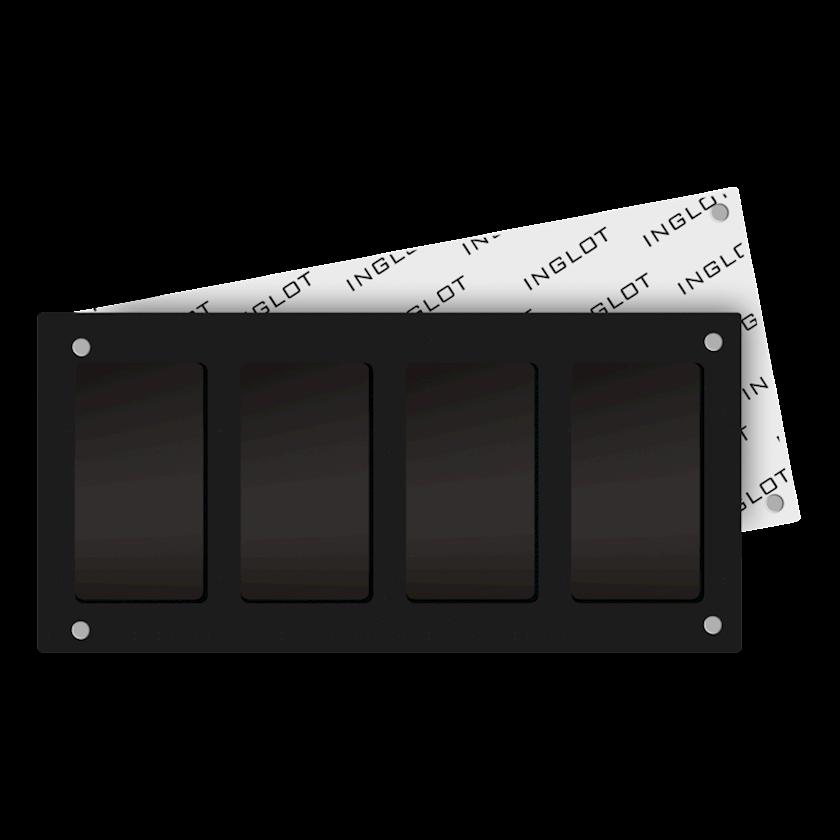 Ənlik üçün palet Inglot Freedom System Blush Palette 4