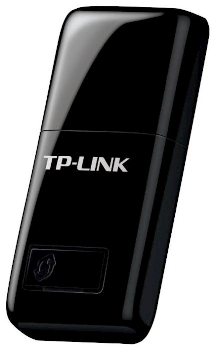 Wi-Fi adapterı TP-LINK TL-WN823N, qara