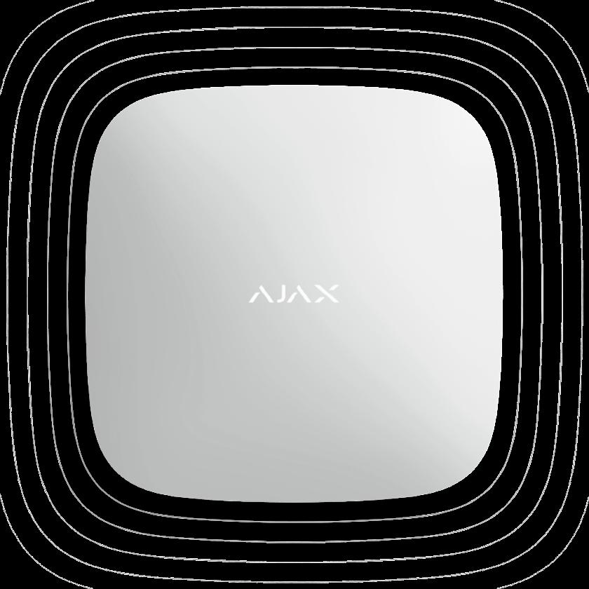 Simsiz radio kanalı təkrarlayıcı Ajax Rex White