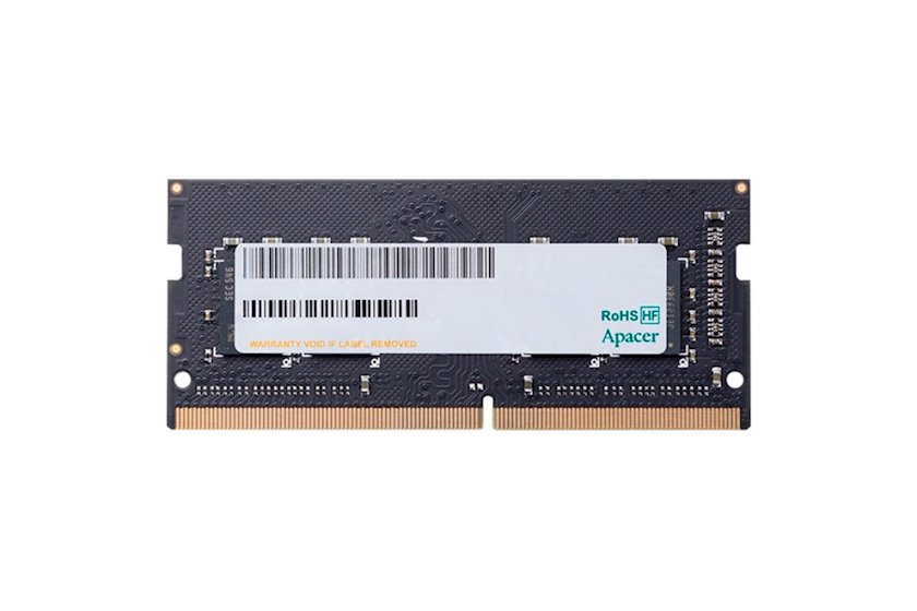 RAM Apacer 16 Gb Ddr4 2666MHz so-dimm (As16ggb26cqybgh)