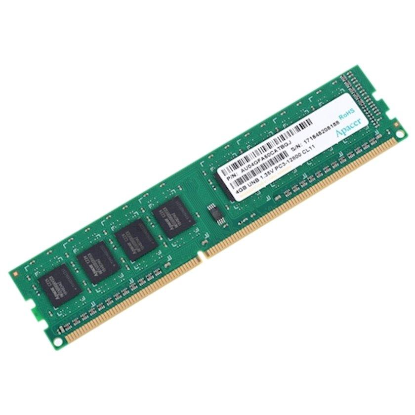 RAM 4 Gb 1 ədəd. Apacer Dv.04g2k.Kam