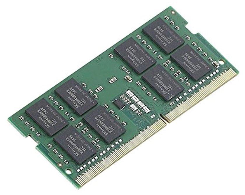 RAM 16 Gb 1 ədəd. Kingston dəyəriRAM Kvr26s19d8/16