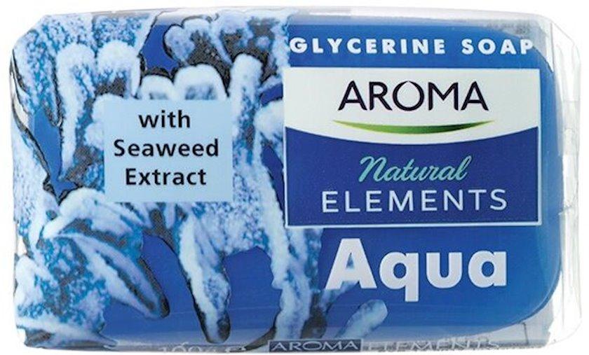 Sabun Aroma Natural Elements Aqua 100 q
