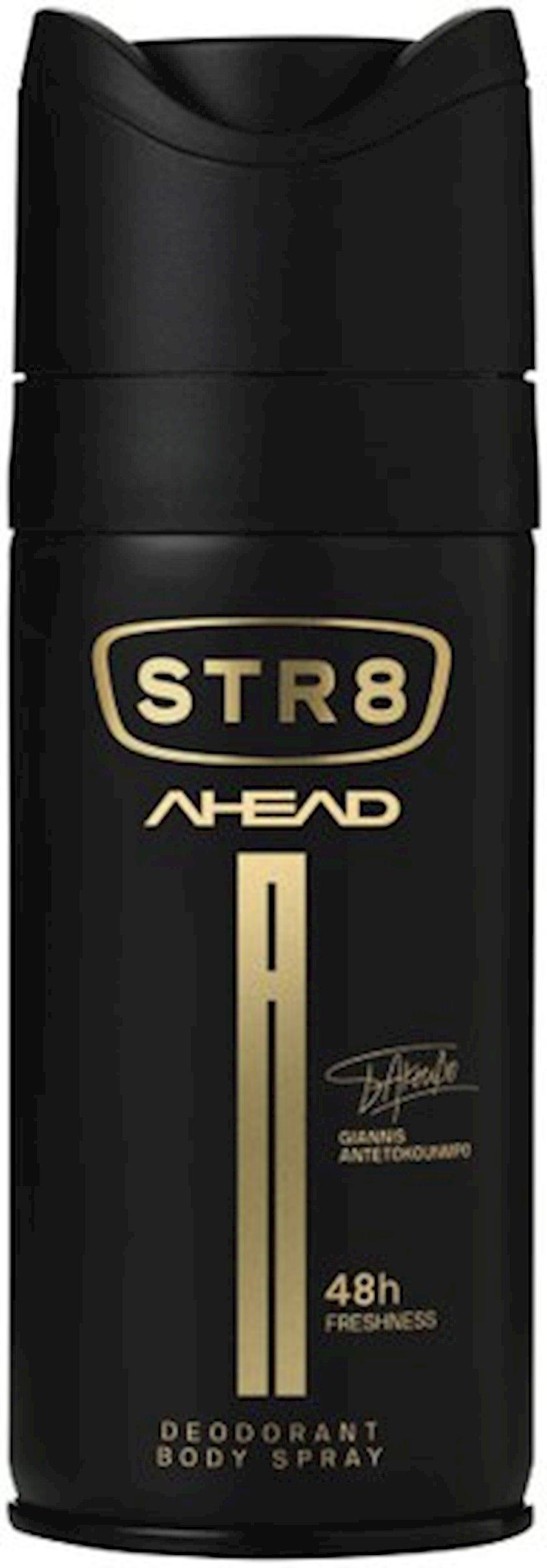Ətirli dezodorant STR8 Ahead, 150 ml