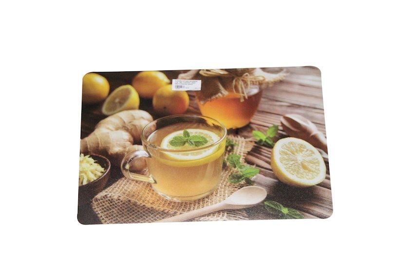Süfrə xalçası Koopman çay dizaynı