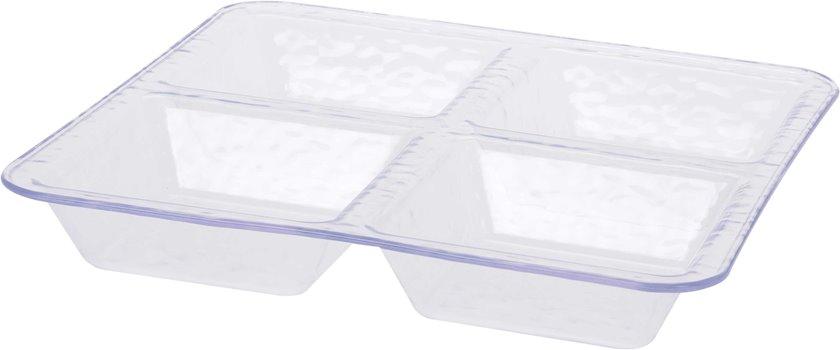Buz üçün forma Koopman plastik, 33x33x5 sm