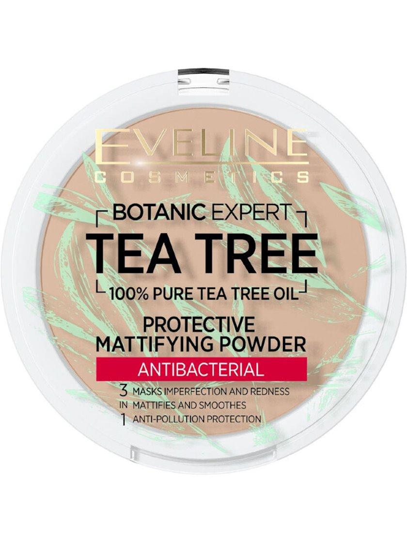 Matlaşdırıcı antibakterial üz üçün kirşan 3-ü 1-də Eveline Botanic Expert №003 Lihgt Beige 9 q